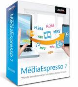 (媒體檔案轉換程式)CyberLink MediaEspresso Deluxe 7.0